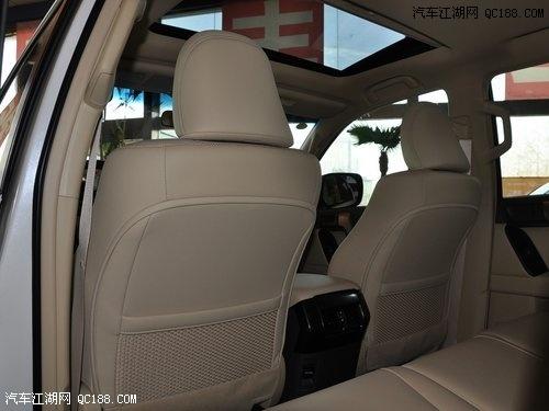 2014款中规版丰田普拉多2700价格优惠5万高清图片