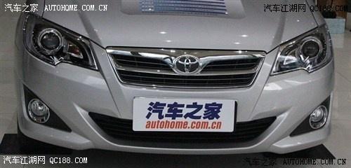 2014款一汽丰田花冠2015年最新价格高清图片