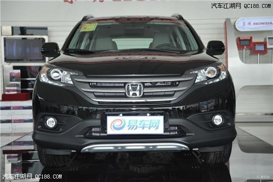 广州本田crv2013款最高优惠多少钱 全国现车销售图片