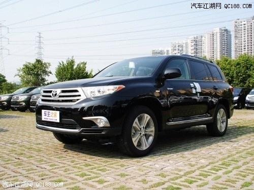 【广汽丰田汉兰达v6报价 新款汉兰达3.5价格_北京标远通达高清图片