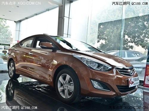 北京现代朗动是基于新一代-13款朗动配置 朗动油耗 现代朗动优惠多少 高清图片