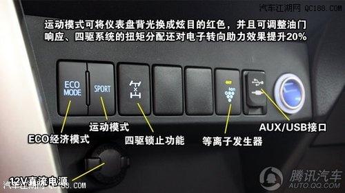 丰田rav4显示屏电路图