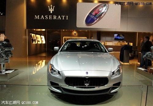 玛莎拉蒂车哪里最便宜 哪里优惠的最多 高清图片