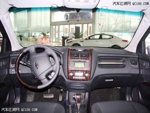 悦达起亚狮跑北京最高优惠6万元 现车只限十月购买高清图片