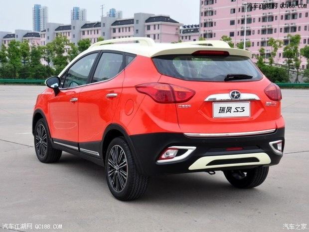 江淮瑞风S3最新报价 北京哪里有现车 多少钱优惠高清图片