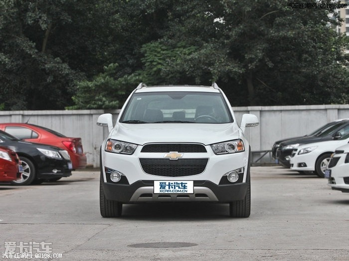 雪佛兰科帕奇裸车优惠6万11月促销优惠旧车置换可优惠多少 高清图片