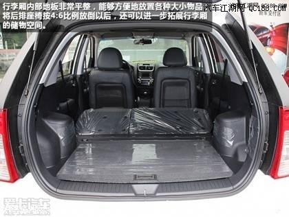 起亚狮跑北京全国最低价 狮跑现车双十一促销最高现金优惠7万 狮跑报高清图片