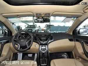 现代朗动1.6L多少钱2013款现代朗动北京最低价格高清图片