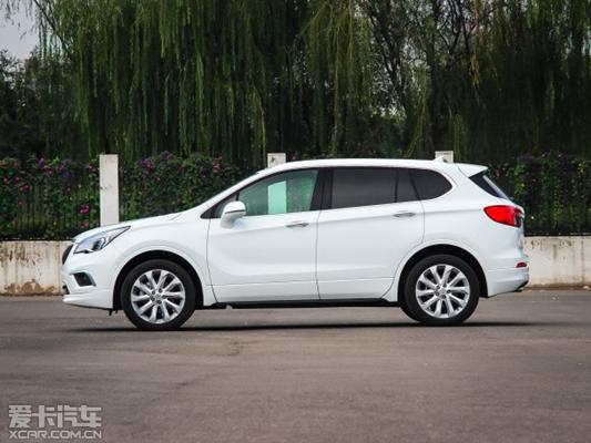 有现车 最新款SUV别克昂科威动力怎么样 油耗多少_北京天通鼎盛汽高清图片