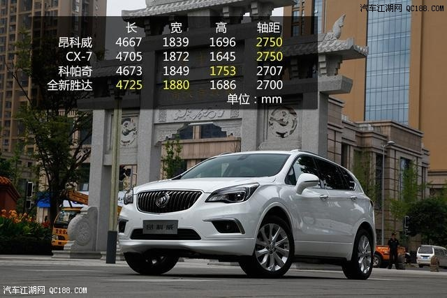 【全新昂科威动力组合图解昂科威北京最低售价25.99万起售_北京新远高清图片