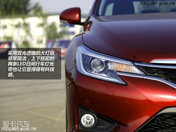 丰田锐志最低价 14款锐志现车最高降6.8万图片