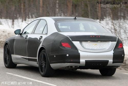 奔驰S600最低价位 奔驰S600内饰图片