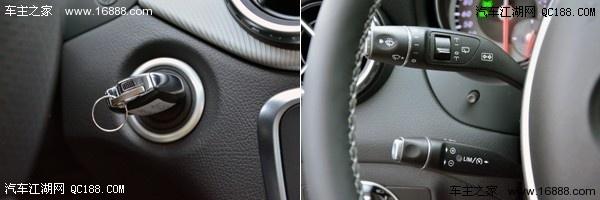 汽车灯光拨杆使用图解