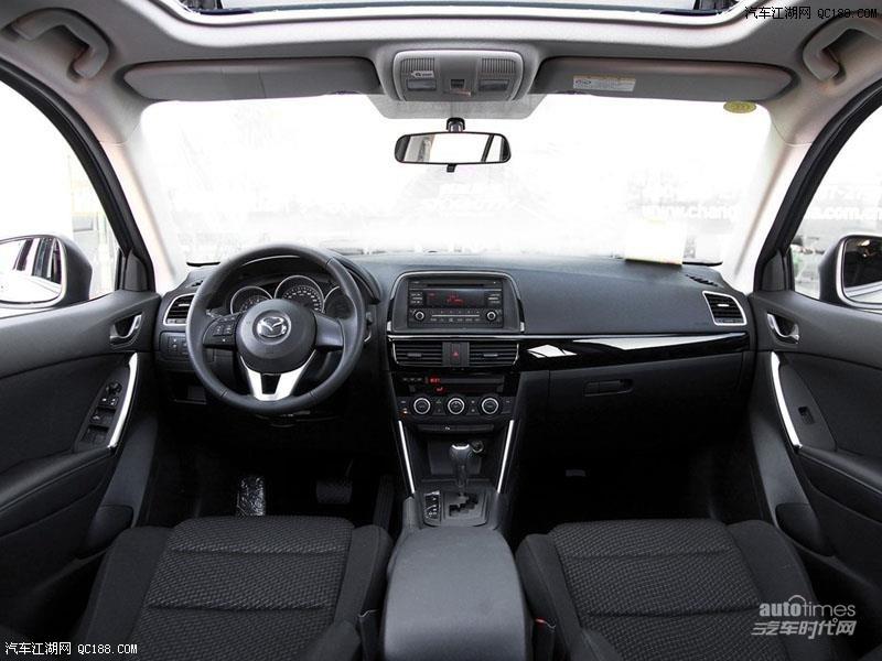 马自达cx 5 2014款 自动两驱都市型