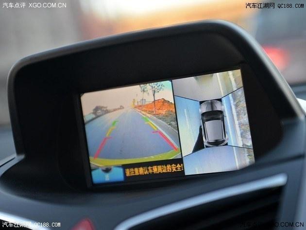 0°影像系统是海马S5在配置方面的一大亮点,实用性非常好.通过车高清图片