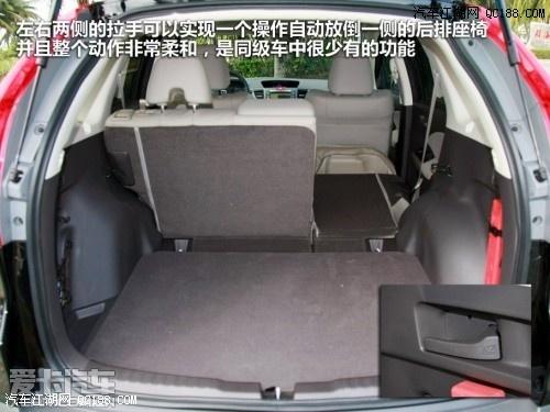 本田CR V购车最高优惠5万元本田CR V现车充足高清图片