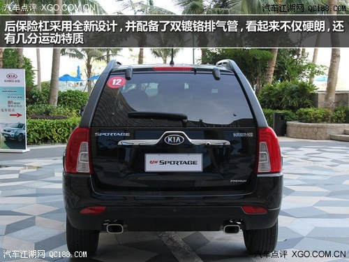 起亚狮跑2.0最高优惠六万现车充足售全国高清图片