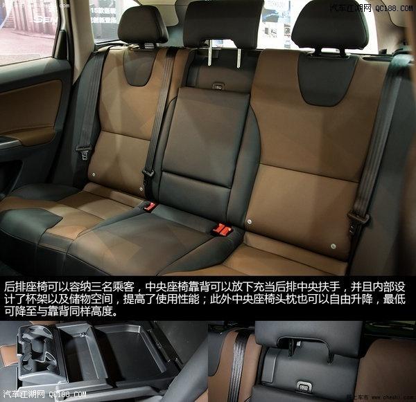 【国产沃尔沃XC60与进口有什么区别XC60智进版优惠多少钱