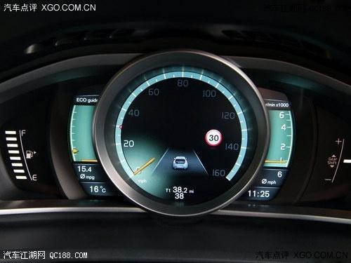 新款s60,v60,xc60均采用tft智能多模式数字仪表盘