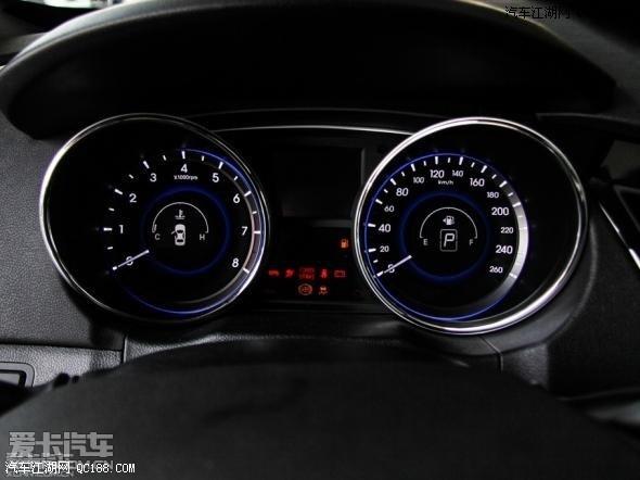 北京现代索纳塔八2015款2.0l报价