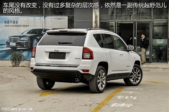 Jeep指南者这款车怎么样 底配需要多少钱 最高时速是多少 百公里耗油高清图片