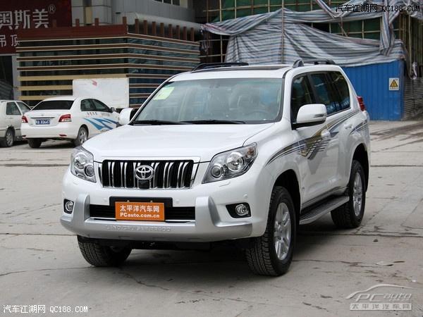 一汽丰田旗下的新款SUV车型 新普拉多 4.0L车型正式上市高清图片