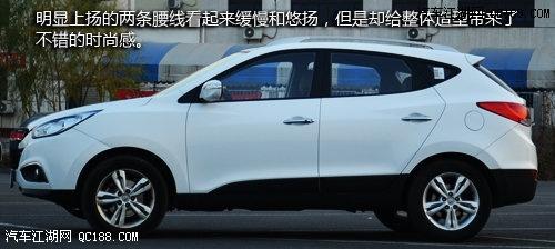 北京现代IX35华丰鼎盛4S店内销售全国最高可降7万