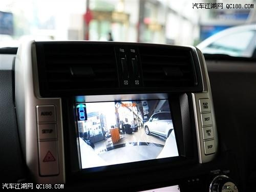 丰田霸道4000越野车-丰田普拉多4000中东版 44万优惠争当第一高清图片