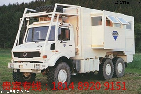 西安奔驰乌尼莫克U5000 SUV最低报价 西安奔驰乌尼莫克SUV价格高清图片