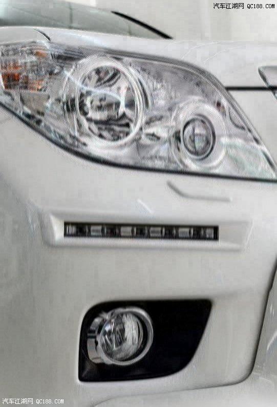 丰田霸道2700最新报价进口丰田霸道2.7价格高清图片