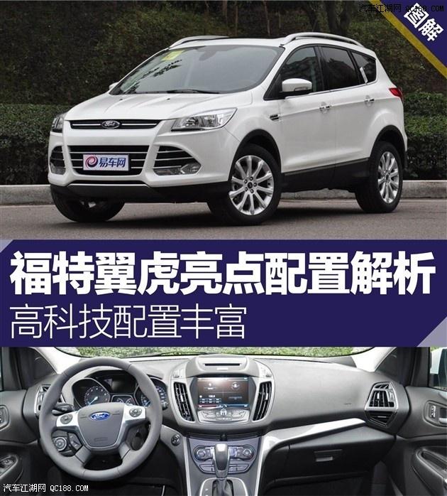 福特翼虎最新报价 翼虎北京最高优惠8万 翼虎最低价