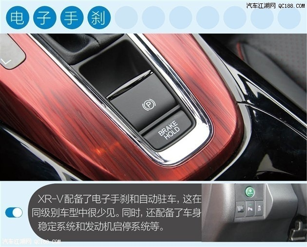 本田XRV最低配提裸车最低多少钱 本田XRV内饰空间怎么样高清图片