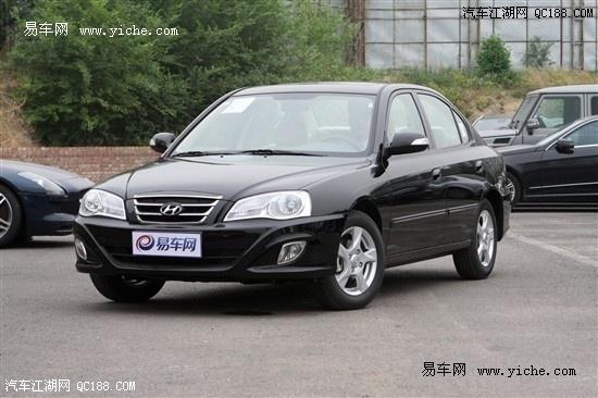 北京现代汽车朗动现车优惠4万元异地购车可否上牌落户高清图片