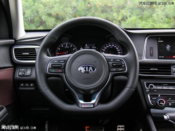 2015款东风悦达起亚K5报价)配置方面,新一代起亚K5高配车型搭