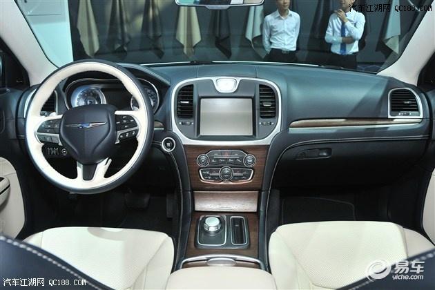 2016款克莱斯勒300C 进口 现车到店 火热销售 克莱斯勒全新300C高清图片