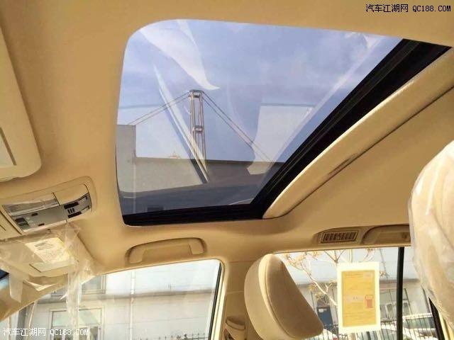 16款丰田普拉多4000中东版改装价格 中东版丰田霸道V6改装真皮导航高清图片