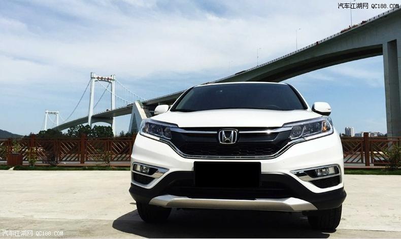 东风本田CRV怎么样?市场证明,东风本田CRV是一款非常符合中国高清图片