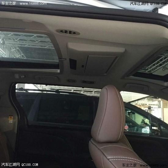 进口丰田塞纳3.5四驱优惠促销 美规塞纳3.5报价高清图片