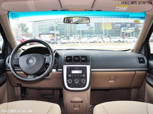 新款别克GL8现车现在什么价GL8新款和老款的区别别克的车可以在异高清图片