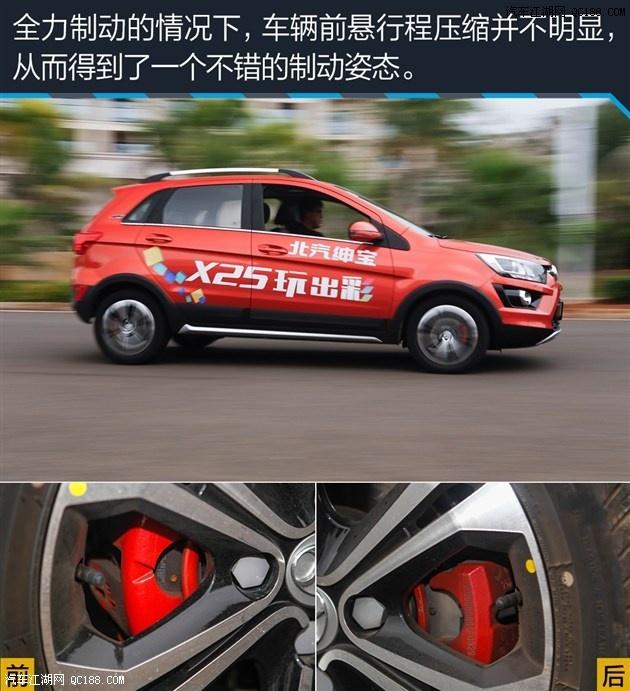 绅宝x25北京卖多少钱x25北京能优惠多少钱高清图片