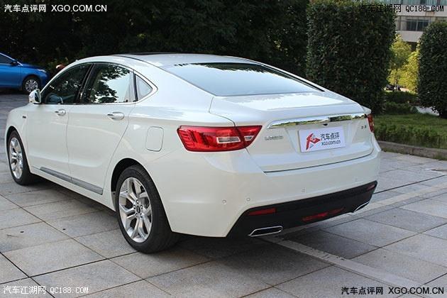 吉利博瑞哪里买车价格最低 北京最高优惠2万元 售全国