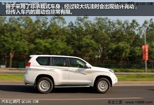 丰田普拉多最低价格2016款2.7普拉多最高优惠10.5万