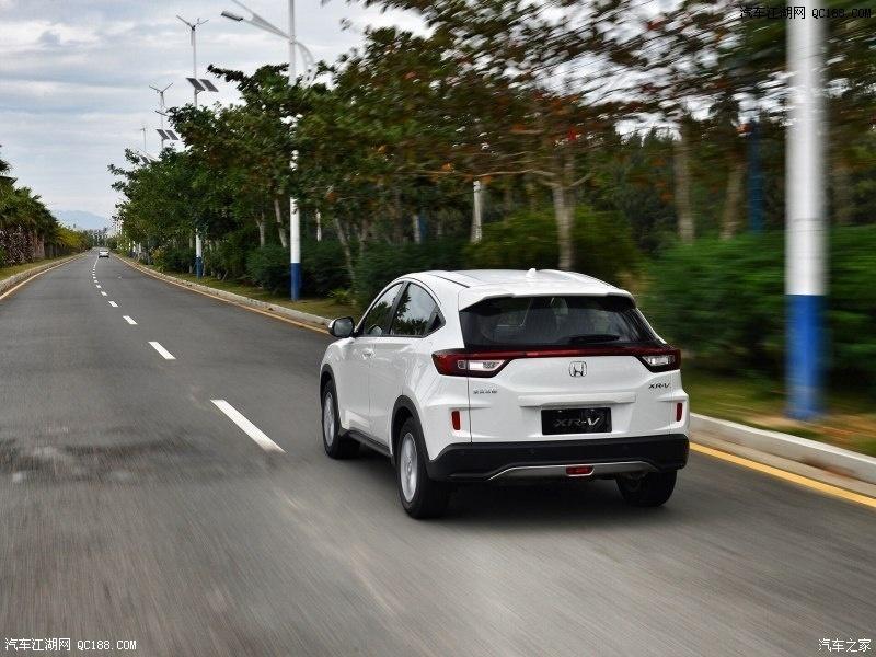 16款本田XRV现车最高优惠3.5万 售全国高清图片