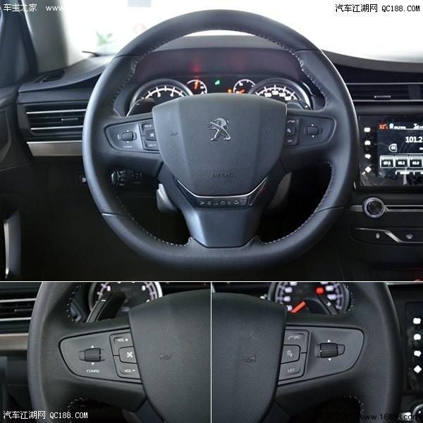 2016款标致408最低价格北京五一车展降价5万高清图片