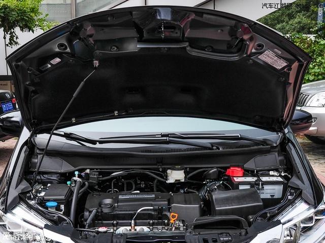 奥德赛全系搭载2.4l自然吸气发动机.图片