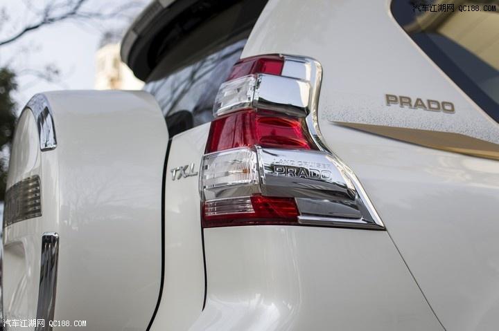 16款丰田霸道2700大包围带天窗火热促销高清图片