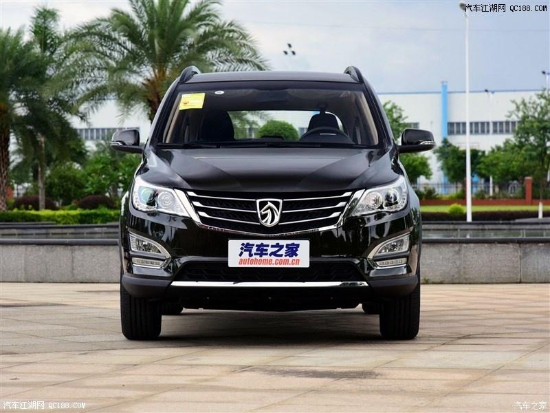 宝骏560最新报价 宝骏560经济实惠型车 宝骏560自动挡多少钱高清图片