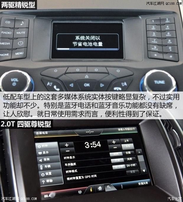 福特锐界报价油耗配置6月北京团购促销最高降价10万高清图片