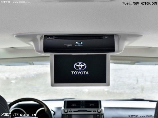 国产丰田霸道3.5L/2.7价格一汽丰田霸道现车促销全国-【2016款丰田