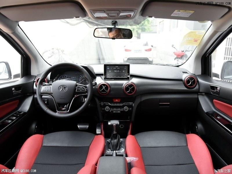 北京汽车绅宝X25配置质量怎么样销量好吗淡季冲量优惠高达3万高清图片